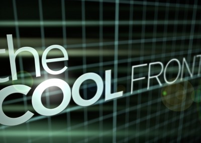 The Cool Front Animated Title